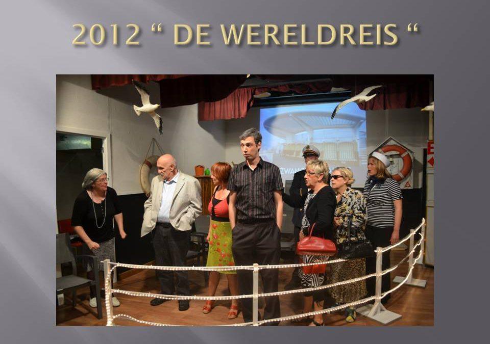 De Wereldreis 2012