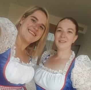 Sara en Melissa