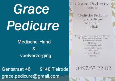 grace pedicure